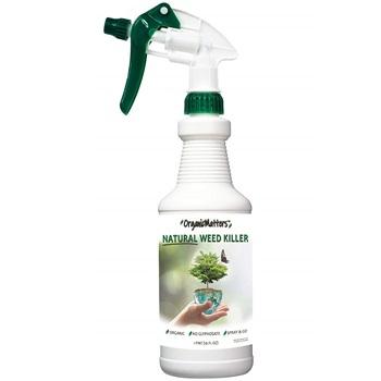 OrganicMatters Natural Weed Killer