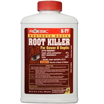 Roebic Laboratories K-77 Root Killer