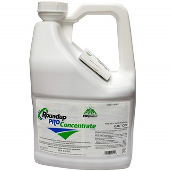 Round Up Pro Concentrate 50.2% Glyphosate