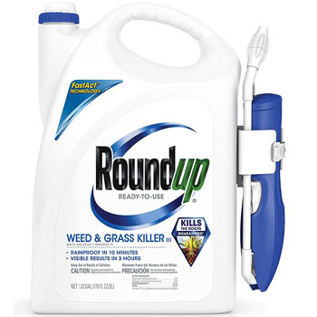 RoundUp 5200210 Ready-to-Use Weed & Grass Killer