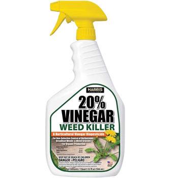 Harris Vinegar Weed and Weed Grass Killer