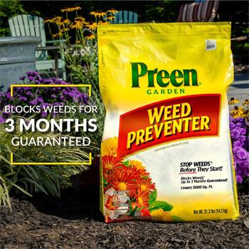 Preen 2464083 Garden Weed Preventer