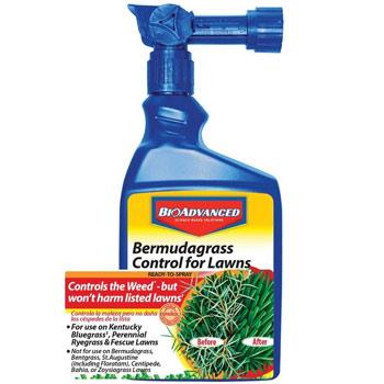 BioAdvanced 704100B Bermudagrass Control