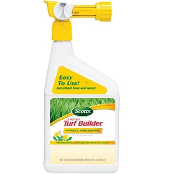 Scotts Liquid Plus 2 Weed Control