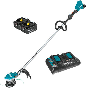 Makita XRU15PT Lithium-Ion String Trimmer Kit