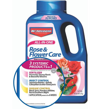 Bayer Advanced 701110A All in One Rose and Flower Care