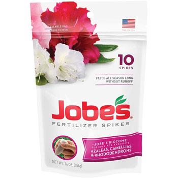 Jobe's Azalea, Camellia & Rhododendron Fertilizer Spikes