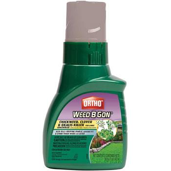 Ortho Weed B Gon Chickweed, Clover & Oxalis Killer