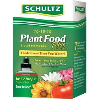Schultz All Purpose 10-15-10 Plant Food Plus