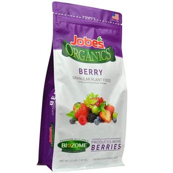 Jobe's Organics 09727 Berry Granular Plant Food