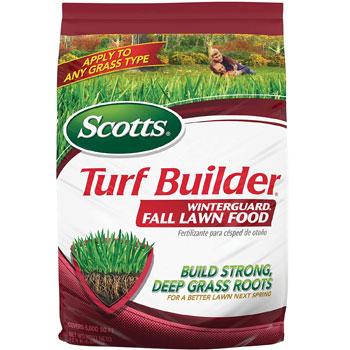 Scotts Turf Builder WinterGuard