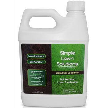 Simple Lawn Solutions Liquid Aerating Soil Loosener
