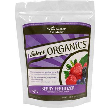 Winchester Gardens Berry Granular Fertilizer