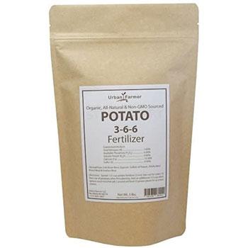 Homesteader Hobbies Organic Potato Fertilizer