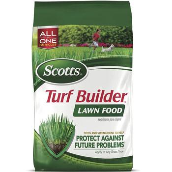 Scotts Turf Builder Lawn Food, 12.5lb